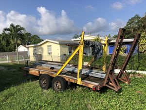 6x16 trailer for Sale in West Palm Beach, FL