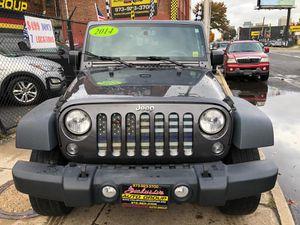 2014 JEEP WRANGLER UNLIMITED 4D SUV SPORT for Sale in Sayreville, NJ