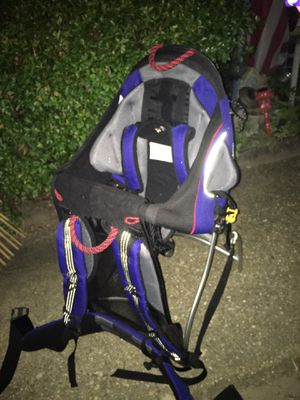 BackPack baby carrier LNEW only 40 Firm for Sale in Severn, MD