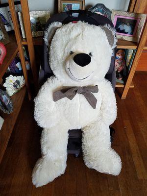 Large Stuff Teddy Bear for Sale in Bay City, MI