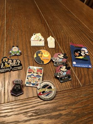 Disney pins for Sale in Maywood, NJ