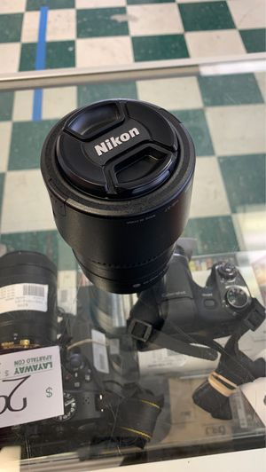 Nikon Lense ( DXSWMVRHRI ) for Sale in Houston, TX