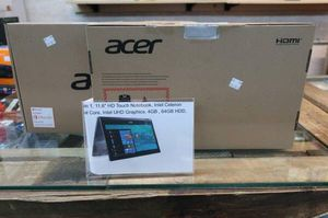 Acer Spin 1 11.6″ HD Touch Screen Laptop / Notebook Tablet for Sale in Scottsdale, AZ