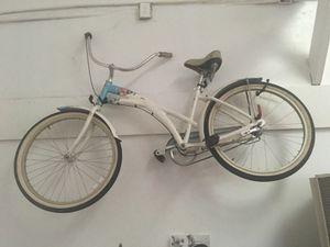 Cute floral beach cruiser bike $70 for Sale in Richmond, CA
