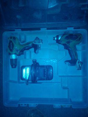 Hitachi drill set for Sale in Philadelphia, PA
