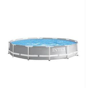 Intex 26711EH 12ft x 30in Prism Metal Frame Above Ground Swimming Pool w/ Pump for Sale in Las Vegas, NV