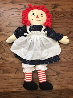 Raggedy Ann for Sale in Cary, NC