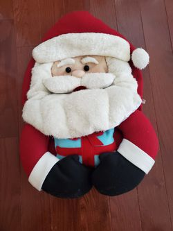 Christmas Santa Toilet Bowl Cover for Sale in Fort Washington,  MD
