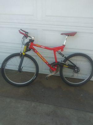 PROFLEX 857 full suspension, size medium, fiber carbon back suspension for Sale in Santa Ana, CA