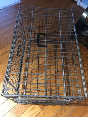 Large Dog Crate/Cage excellent condition!!! for Sale in Leesburg, VA