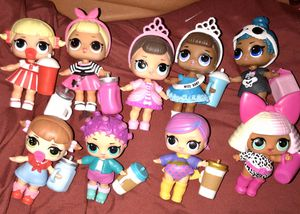 Lol surprise dolls and pets- (Reserved for Alondra) for Sale in Silver Spring, MD