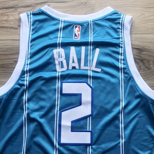 BRAND NEW! 🔥 LeMelo Ball #2 Charlotte Hornets Jersey + SHIPS OUT NOW 📦💨 for Sale in Los Angeles, CA