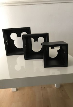 Mickey Wall shelves for Sale in Los Angeles, CA