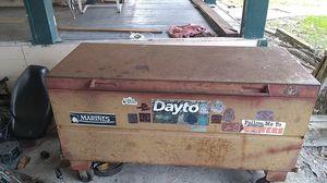 Tool box good shape no Rusty for Sale in Wauchula, FL