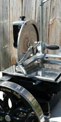 Manual Hand Crank Prosciutto Slicer Made in Italy RARE Works Great for Sale in Miami,  FL
