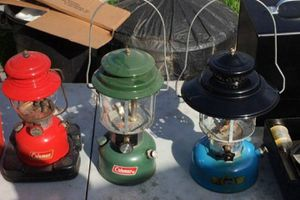 Wanted Coleman or Sears Lanterns for Sale in Bakersfield, CA