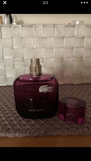 "99% full- Lacoste ""Magnetic"" perfume for Sale in Southgate, MI"