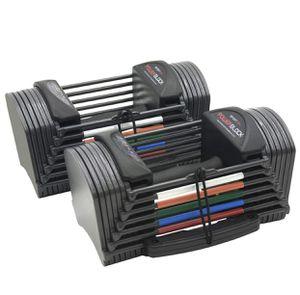 PowerBlock Sport 24 Adjustable Dumbbell Set for Sale in Lawndale, CA