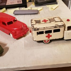 VINTAGE AMBULANCE CARS TRUCK for Sale in Mount Vernon, WA