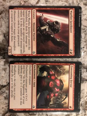 MAGIC THE GATHERING MISPRINTS for Sale in Lathrop, CA