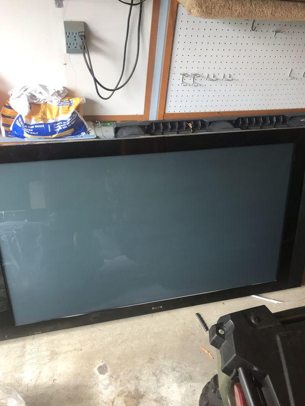 55 inch elite pioneer tv