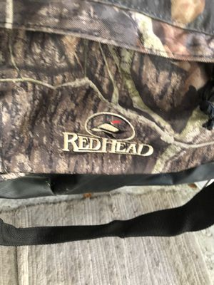 Redhead large Camo duffle bag for Sale in Tampa, FL