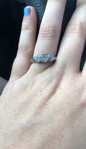 Size 6 engagement ring for Sale in Wichita, KS