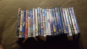 Lot 24 Animated/Live Action DVD for Sale in Phoenix, AZ