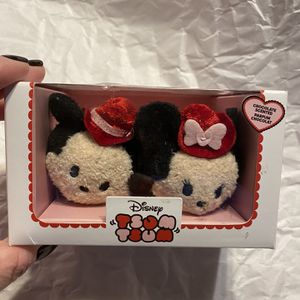 Mickey And Minnie Mouse Valentines Day 2017 Tsum Tsum Disney Chocolate Scented $30 for Sale in Tampa, FL