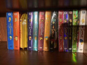 Simpsons DVD sets for Sale in Carlsbad, CA