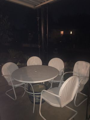 Outdoor patio furniture for Sale in Fresno, CA