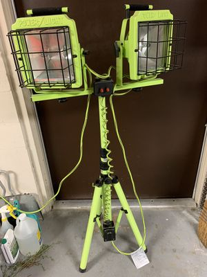Portable lights for Sale in Brandon, FL