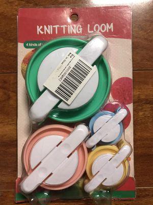 DIY Pom-Pom Makers Fluff Ball Weaver 4 Sizes for Sale in Corona, CA