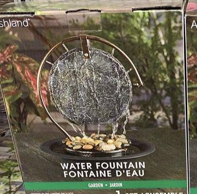 Ashland Water fountain