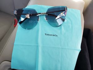 Tiffany and Co. Cateye Sunglasses W/ 1 YR WARRANTY - $160 OR BEST OFFER!!! for Sale in Guadalupe, AZ