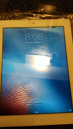 iPad 16gb 2nd gen for Sale in Worcester, MA