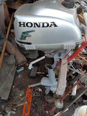 4 stroke 2 hp Honda boat motor. for Sale in Orange, TX