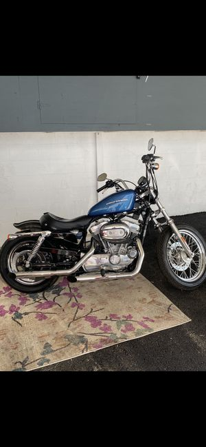 """05 Harley Sportster 8k mi """"TRADE""""!!! for Sale in Signal Hill, CA"""