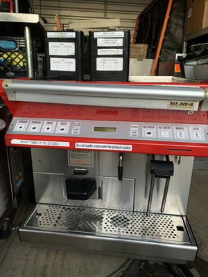 Thermoplan CTS2 Commercial Espresso/Cappuccino Machine for Sale in St. Charles, IL