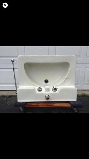 Vintage MCM MID CENTURY Henry Dreyfus sink for Sale in Cumberland, RI