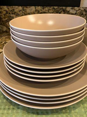 Ceramic Dish Set for Sale in Fontana, CA