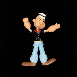 "Vintage 1993 Popeye The Sailor Man 7"" Bendable Rubber Toy Figure for Sale in Parkville, MO"