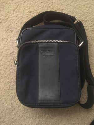 Coach Men's bag for Sale in Silver Spring, MD