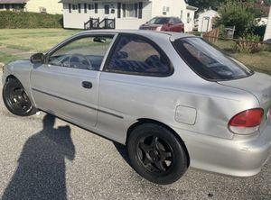 1999 Hyundai stick shift for Sale in Hampton, VA