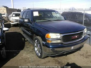 02 gmc yukon PARTS ONLY for Sale in Philadelphia, PA