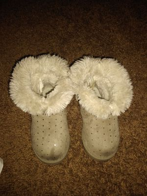 Girl toddler boots size 5c for Sale in Philadelphia, PA