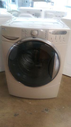 Mocha kenmore elite washer for Sale in Swansea, IL