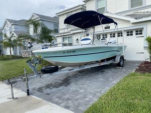 2004 Caravelle Center consul 20 foot boat for Sale in Davenport, FL