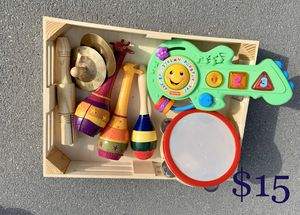 Baby musical toys for Sale in Chesapeake, VA