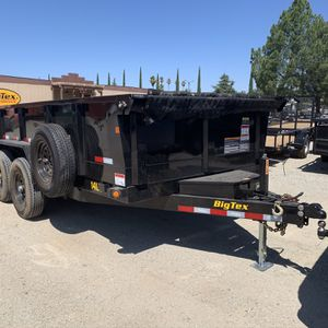 Big Tex Dump Trailers Bobcats Excavators Breakers for Sale in Chino, CA
